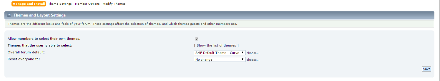 RE: How can I install a template in SMF?