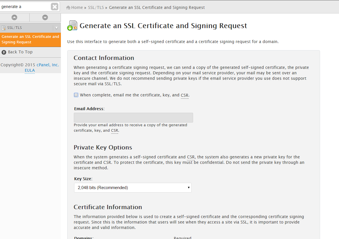 From where can i generate a certificate signing request csr re from where can i generate a certificate signing request csr xflitez Image collections
