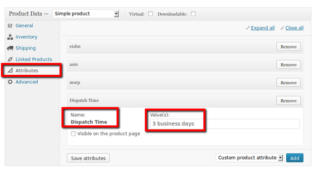 RE: How to add value to a product attribute in WooCommerce?