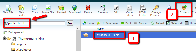 RE: Ovidentia hosting requirements - Ovidentia manual installation