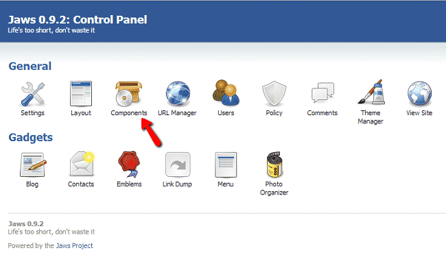 How to install jaws plugins?