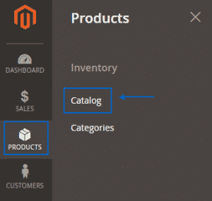 How to add and manage products in Magento?