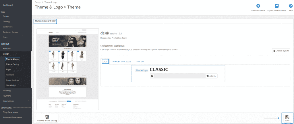 Getting started with PrestaShop 1.7