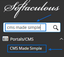 How to install CMS Made Simple automatically?