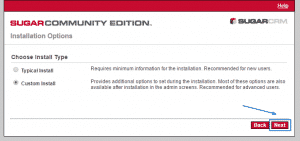 How to install SugarCRM manually?