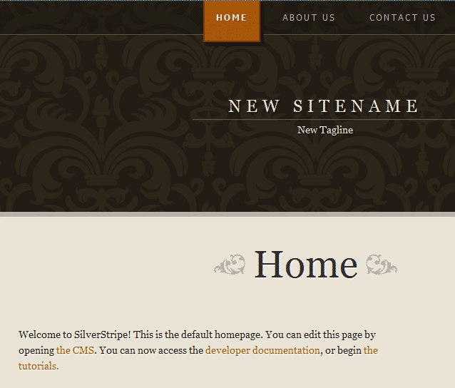 How to install extra themes in SilverStripe?