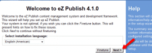 How to install ezPublish?