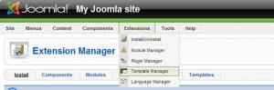 HOW TO CHANGE JOOMLA TEMPLATES?